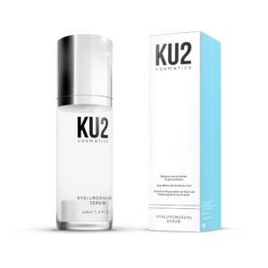 KU2 cosmetics Hyaluronsäure Serum blog